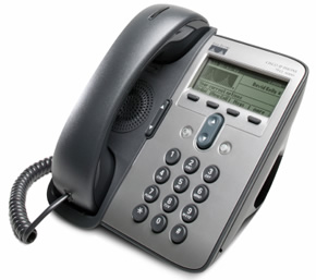 Cisco Unified IP Phone 7911G