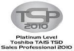 Toshiba Platinum Dealer