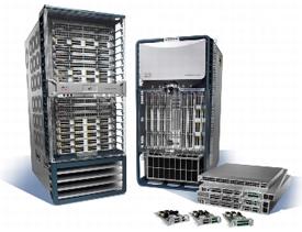 Cisco Systems Network Infrastrucure