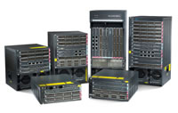 Cisco Systems Network Infrastructure