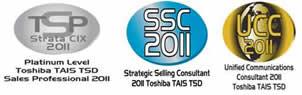 Toshiba TAIS TSD Strata CIX Platinum Dealer