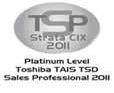 Toshiba TSD 2011 Logo