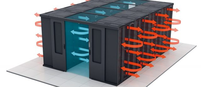 data center power cooling