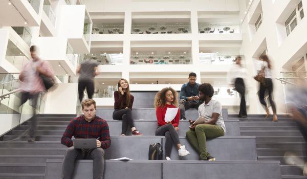 Higher Education Physical Security