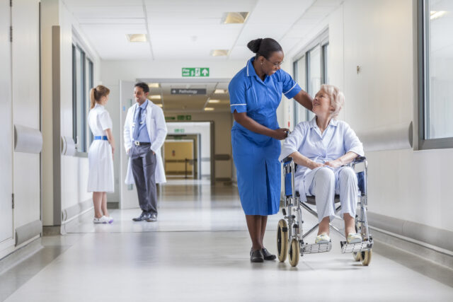 Healthcare Physical Security