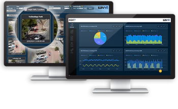 Agent Vi savvi On-Premise Video Analytics Software