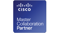 In December 2015, Datavox was recognized by Cisco as a Master Collaboration Partner. This is the partner badge.