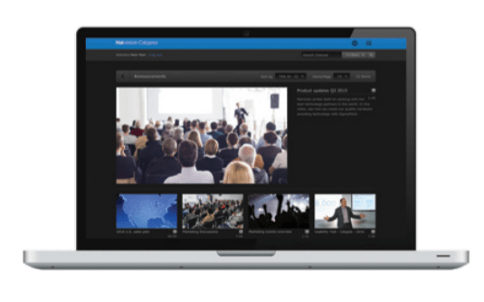 Haivision Corporate Streaming