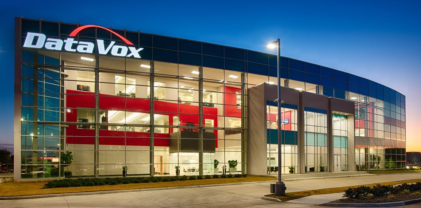 DataVox offers business technology solutions to the Greater Houston business community out of their Houston office (shown here)