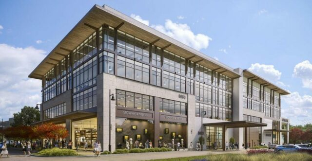 Fort Worth Office Building