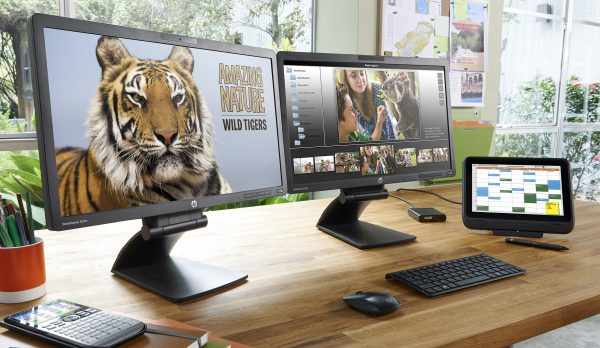HP Desktop and Laptop Solutions