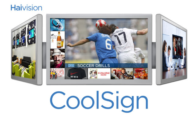Haivision Coolsign