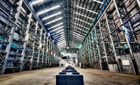 Industrial Physical Security Solutions