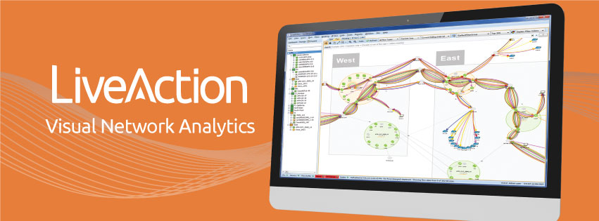 LiveAction - Visual Network Analytics