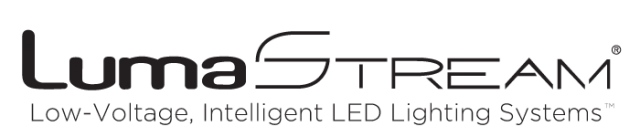 LumaStream - Low Voltage, Intelligent LED Lighting Systems