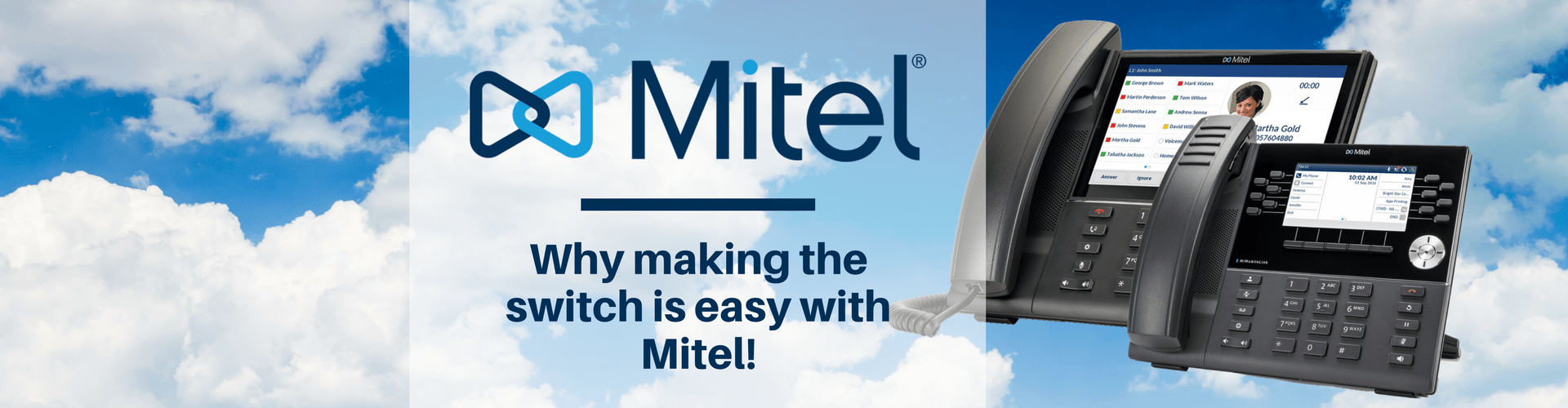 Mitel Lunch & Learn