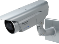 Panasonic Outdoor Fixed Color Network Camera