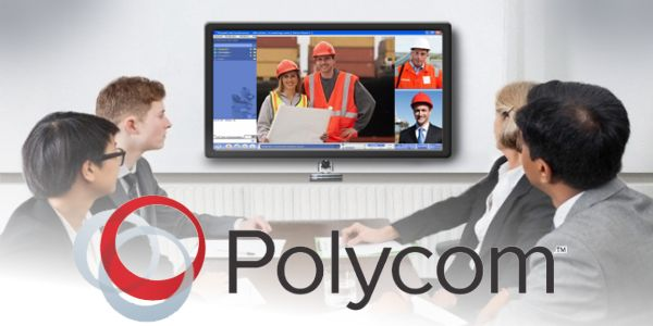 Polycom Video Conferencing System
