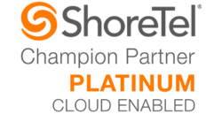 ShoreTel Champion Partner Platinum Cloud Enabled