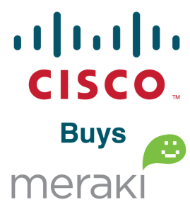 Cisco Acquires Meraki