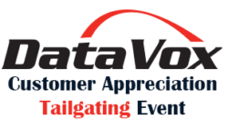 DataVox Customer Appreciation Tailgating Event
